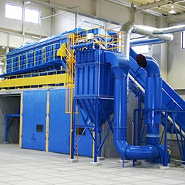 Mixed waste sorting equipment RT Series