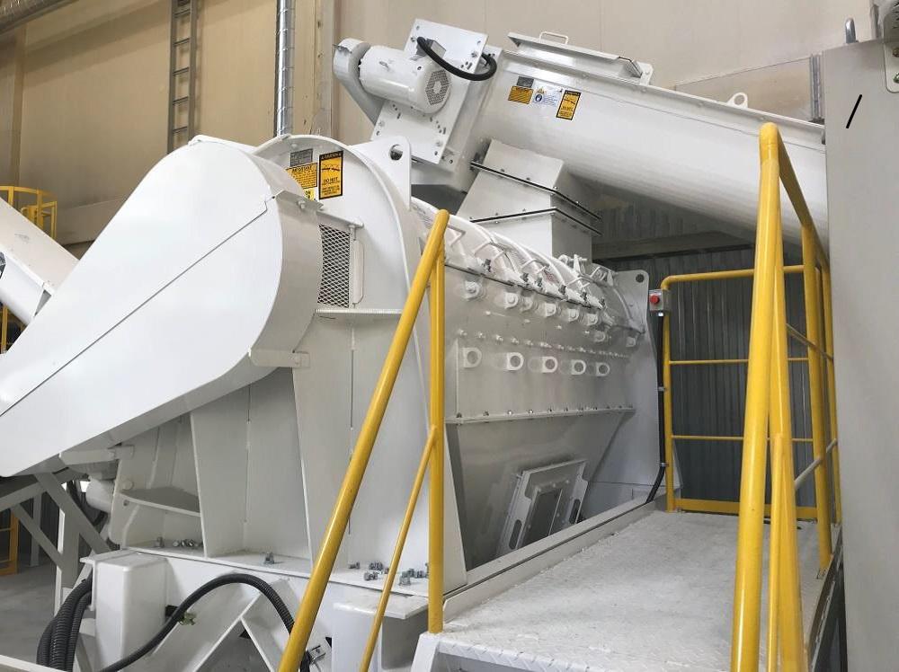 石膏分離機 ターボセパレーター