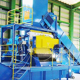 RPF (Recycled Solid Fuel) Production Line